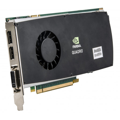 Placa video nVidia Quadro FX3800 1GB DDR3 - refurbished