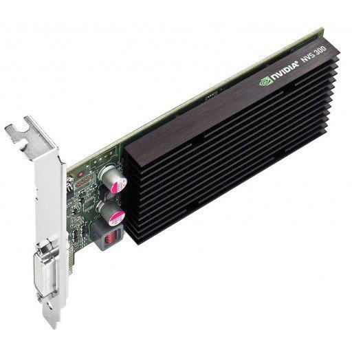 Placa video nVidia NVS 300 512 MB DDR3 - reconditionat