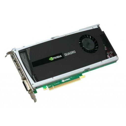 Placa video nVidia Quadro 4000 2 GB GDDR5
