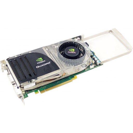 Placa video nVidia Quadro FX4600 768 MB GDDR3 - second hand