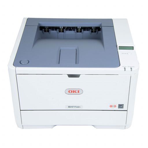 Imprimanta Laser OKI B411 DN - reconditionata