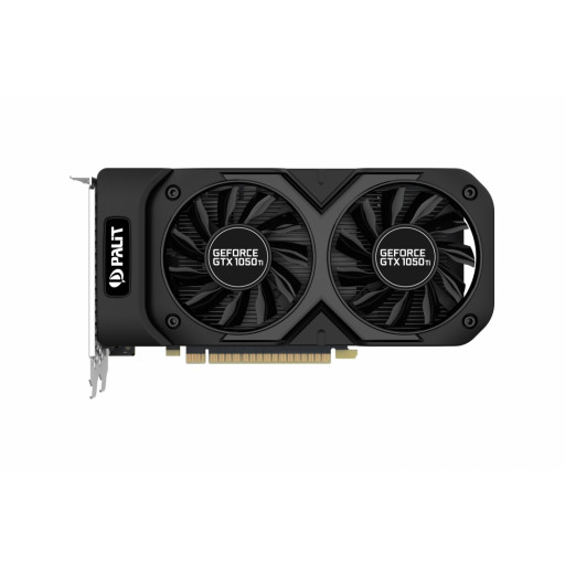 Placa video Palit nVidia GeForce GTX1050 Ti (NE5105T018G1-1071D) 4 GB GDDR5 128 bit - nou