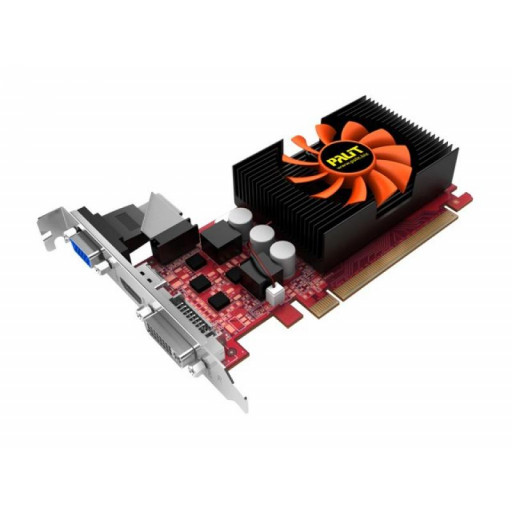 Placa video Palit Geforce GT 430 1GB DDR3 64-bit - second hand