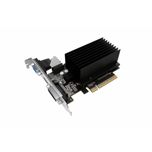 Placa video Palit nVidia GeForce GT710 (NEAT7100HD46-2080H) 2 GB DDR3 64 bit - nou