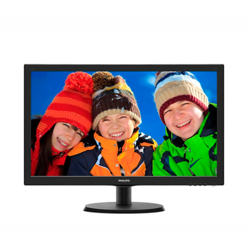 Philips 223V5LHSB2/00, 21.5 inch LED, 1920 x 1080 Full HD, 16:9, HDMI