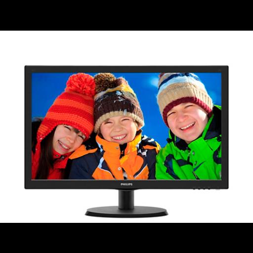 Philips 223V5LHSB2/00, 21.5 inch LED, 1920 x 1080 Full HD, 16:9, HDMI