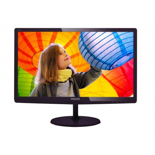Philips 227E6LDSD/00, 21.5 inch LED, 1920 x 1080 Full HD, 16:9, HDMI, negru