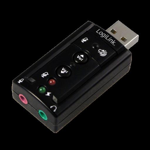 Placa sunet USB 7.1 LogiLink UA0078