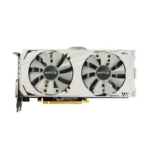 Placa video KFA2 nVidia GeForce GTX 1060 EXOC 3 GB GDDR5 192 bit - white