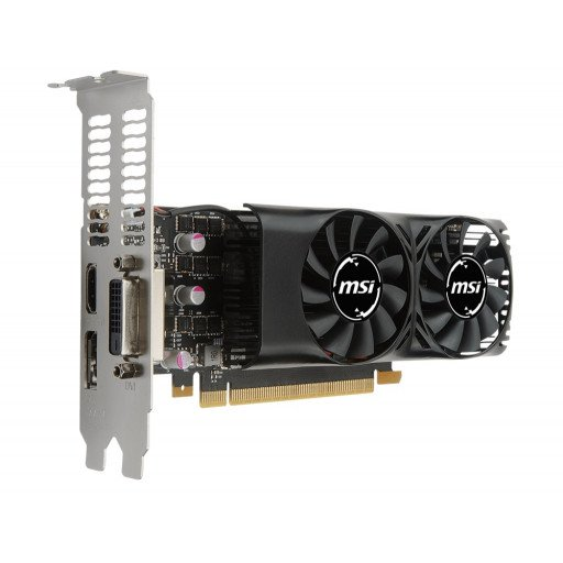 Placa video MSI GeForce GTX 1050 2GB GDDR5 128bit - low profile