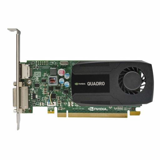 Nvidia Quadro K420 2GB DDR3 128-bit - second hand