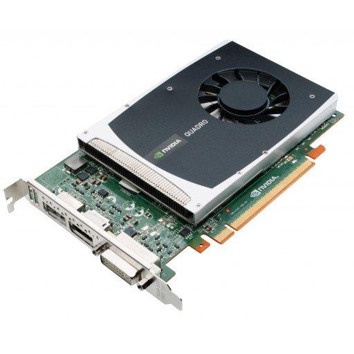 Placa video nVidia Quadro 2000 - refurbished