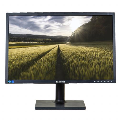 Samsung SyncMaster S22C450BW, 22 inch LED, 1680 x 1050, 16:10, negru, monitor refurbished