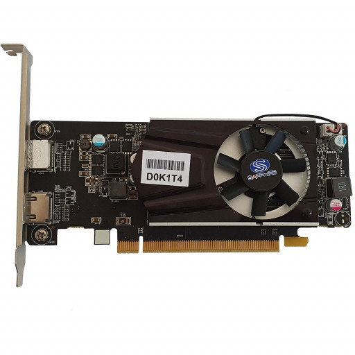 Placa video Sapphire Radeon R7 240 2GB DDR3 128 bit - second hand