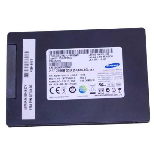 """SSD Samsung MZ-7TD2560/0L7 256 GB 2.5"""""""