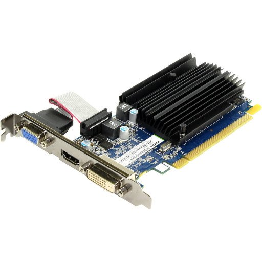 Placa video Sapphire AMD Radeon R5 230 (11233-01-20G) 1 GB DDR3 64 bit - nou