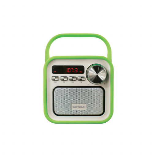 Boxa Bluetooth Serioux Joy SRXS-JOYBLTGR, 5W - Green