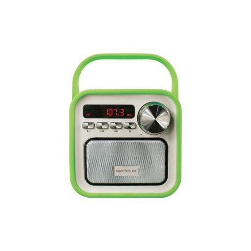 Boxa Bluetooth Serioux Joy SRXS-JOYBLTGR, 5W - Green