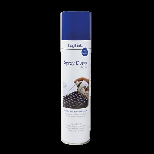 Spray curatare cu aer comprimat Logilink 400 ml - RP0001
