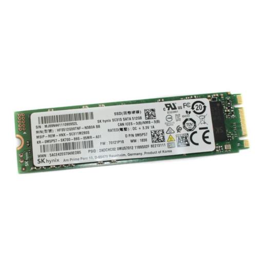 SSD SK Hynix SC313 512GB M.2 2280 SATA-III - second hand