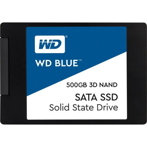 "SSD WD Blue WDS500G2B0A 500 GB 2.5"" - nou"