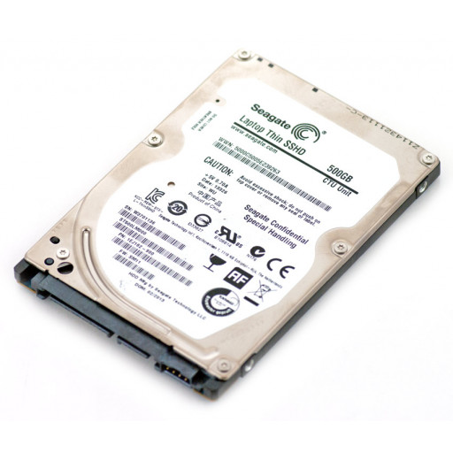 "SSHD Seagate ST500LM000 500 GB 2.5"" - second hand"