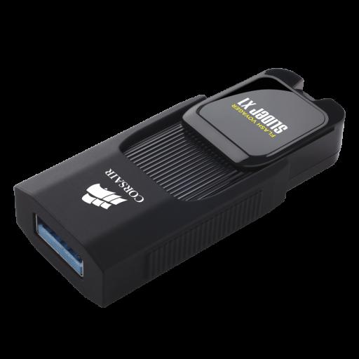 Stick USB 3.0 64 GB Corsair Voyager Slider X1 (CMFSL3X1-64GB) - Black