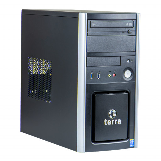 Wortmann Terra 5060 Intel Core i5-6400 2.70GHz, 8GB DDR4, 240GB SSD, DVD-RW, Tower