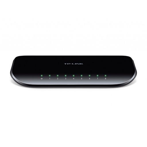 Switch Gigabit 8 porturi TP-LINK TL-SG1008D - 10/100/1000 Mbps