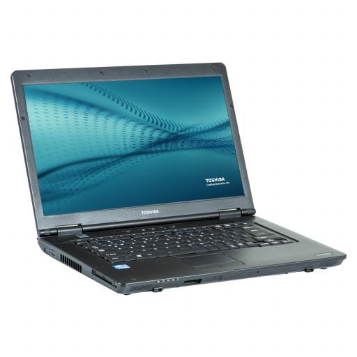 Toshiba Satellite B552/G laptop second hand recondiționat
