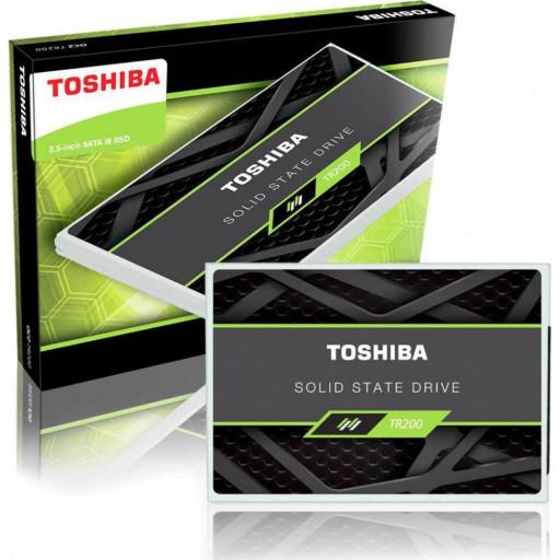 """SSD Toshiba OCZ TR200 (THN-TR20Z2400) 240 GB 2.5"""" - nou"""