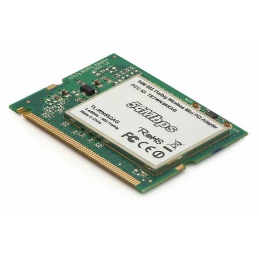 Adaptor Mini PCI Wireless TP-LINK TL-WN562AG - 54 Mbps