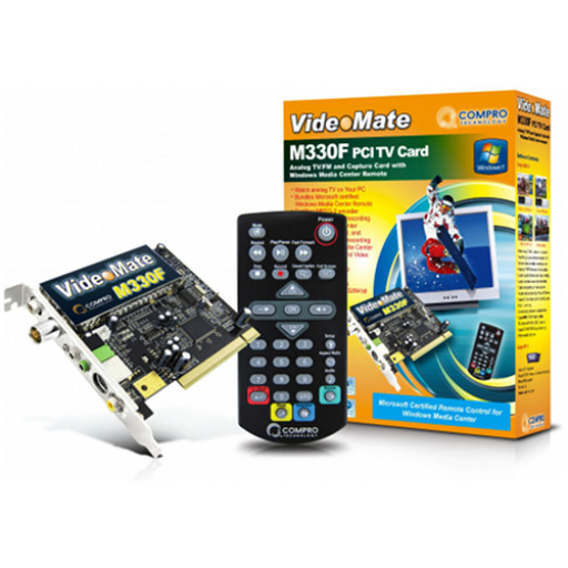 TV Tuner Compro Videomate M330F - nou