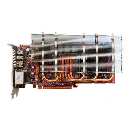 Placa video AMD Radeon HD 6950 1 GB GDDR5, fara ventilator - second hand