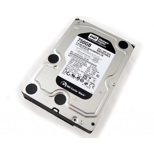 """HDD 750 GB Western Digital SATA-II 3.5"""" - second hand"""