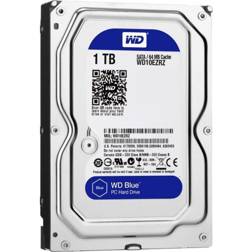 HDD nou 1 TB S-ATA Western Digital Blue WD10EZEX