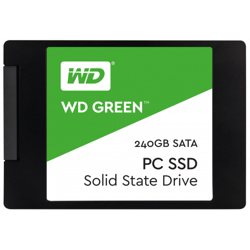 "SSD Western Digital Green WDS240G2G0A 240 GB 2.5"" - nou"