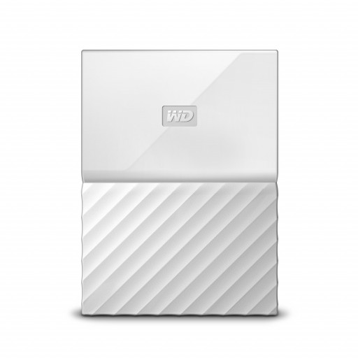 "HDD extern Western Digital My Passport 1 TB 2.5"" white"