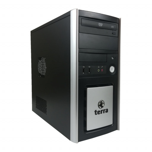 Wortmann Terra 5000 Intel Core i5-2500K 3.30GHz, 8GB DDR3, 256GB SSD, DVD-ROM, Tower