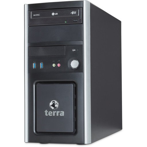 Wortmann Terra 5000 Intel Core i5-2500K 3.30 GHz, 4 GB DDR 3, 500 GB HDD, DVD-RW, Tower