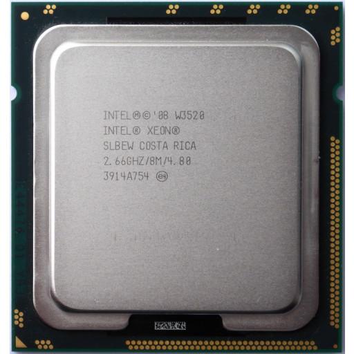 Procesor Intel Xeon W3520 2.66 GHz