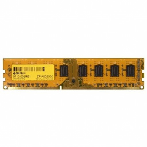 Memorie DDR3 4 GB 1600 MHz Zeppelin