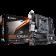 GIGABYTE Main Board Desktop B450 AORUS M ((SAM4, 4xDDR4, 1xPCI-Ex16, 1xPCIEX4, 1xPCI-Ex1, USB3.1, USB2.0, 6xSATA III, 1xM.2, 7.1Audio, DVI-D, HDMI, GLAN) mATX Retail