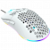 CANYON,Gaming Mouse with 7 programmable buttons, Pixart 3519 optical sensor, 4 levels of DPI and up to 4200, 5 million times key life, 1.65m Ultraweave cable, UPE feet and colorful RGB lights, White, size:128.5x67x37.5mm, 105g
