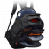 CANYON Backpack for 15.6'' laptop, black (Material: 1680D Polyester)