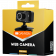 CANYON Enhanced 1.3 Megapixels resolution webcam with USB2.0 connector, viewing angle 40°, cable length 2.0m, Black, 49.9x46.5x55.4mm, 0.065kg