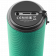 CANYON Bluetooth Speaker, BT V5.0, Jieli AC6925B, Built in microphone, TF card support, 3.5mm AUX, micro-USB port, 1200mAh polymer battery, Green, cable length 0.5m, 65*65*165mm, 0.326kg