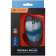 CANYON 2.4GHz wireless mouse with 6 buttons, optical tracking - blue LED, DPI 1000/1200/1600, Blue Gray pearl glossy, 113x71x39.5mm, 0.07kg