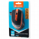 Canyon  2.4 GHz  Wireless mouse ,with 6 buttons, DPI 800/1200/1600/2000/2400, Battery:AAA*2pcs  ,Black-Orange 77.4*120.6*40.5mm 79g,