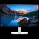 Monitor LED DELL UltraSharp U2422H 23.8'' (16:9), IPS LED backlit, AG, 3H coating, 1920x1080, 1000:1, 250 cd/m2, 5 ms, 178/178, HDMI, DP, DP-out, USB-C, USB 3.2, height, pivot, tilt , swivel, VESA